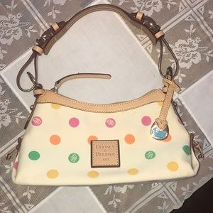 Dooney and Bourke Polka Dot Purse